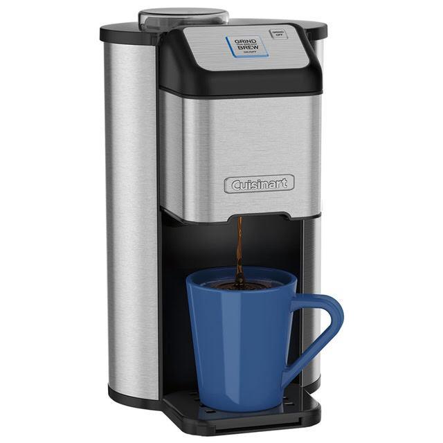 (拿鐵免費送)Cuisinart美膳雅 全自動磨豆研磨美式咖啡機 DGB-1TW