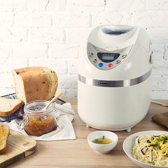 KAISER威寶 多功能麵包機/果醬製造機 / 可燉煮炸烤 / 一機多功能 BM1129