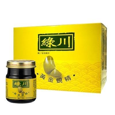 【綠川】黃金蜆精 (75ml *6罐/組)