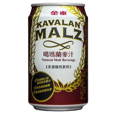 【噶瑪蘭】麥汁(310ml-6入/組)