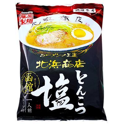 【藤原製麵】豬骨鹽味拉麵 (111.5g/包)