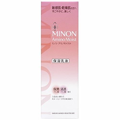 日本代購【MINON】 Amino Moist保濕乳液