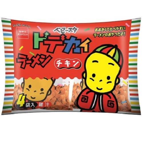 【模範生】中條餅四入分享包 (37G*4/包)