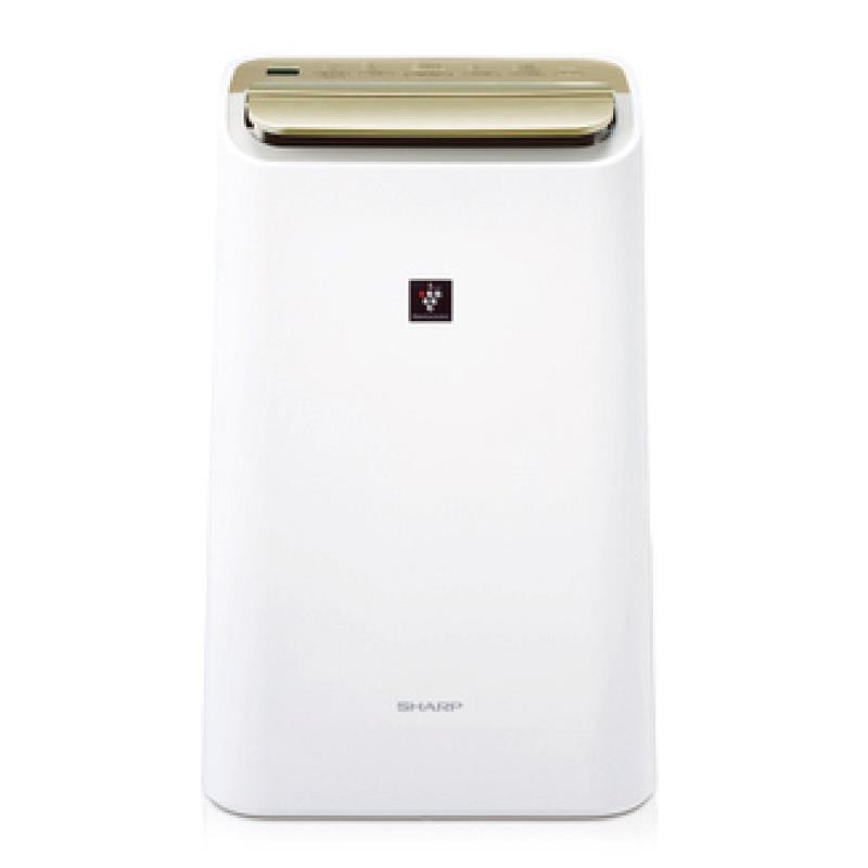 【SHARP】夏普10公升除菌除濕機 DW-E10FT-W