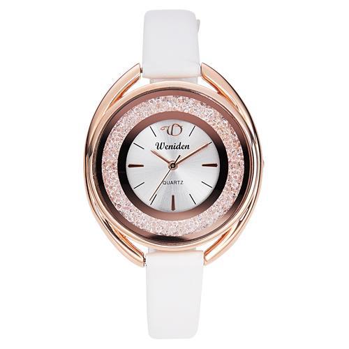 【威妮登時】尚女郎晶鑚腕錶