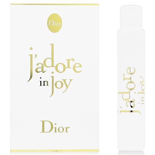 Dior迪奧 Jadore in joy愉悅淡香水針管1ml [QEM-girl]