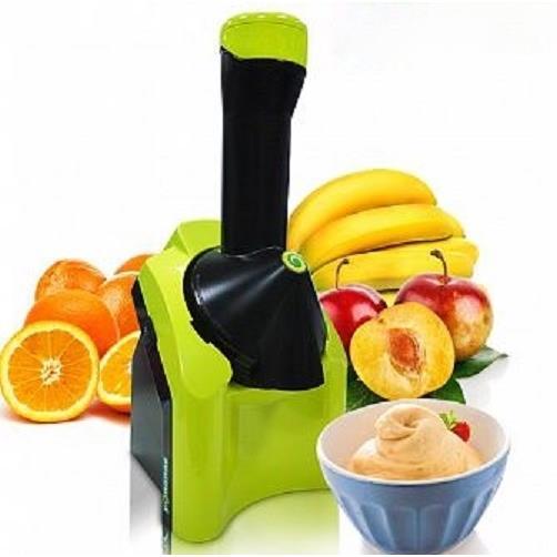 Yonanas 美國天然健康 水果冰淇淋機 奇異果綠 健康零負擔