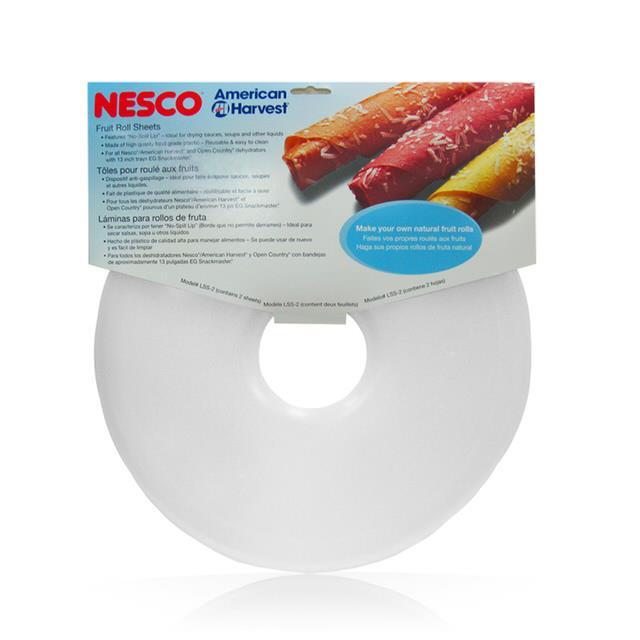 Nesco FD-80專用果泥捲盤 二入組 SLD-2