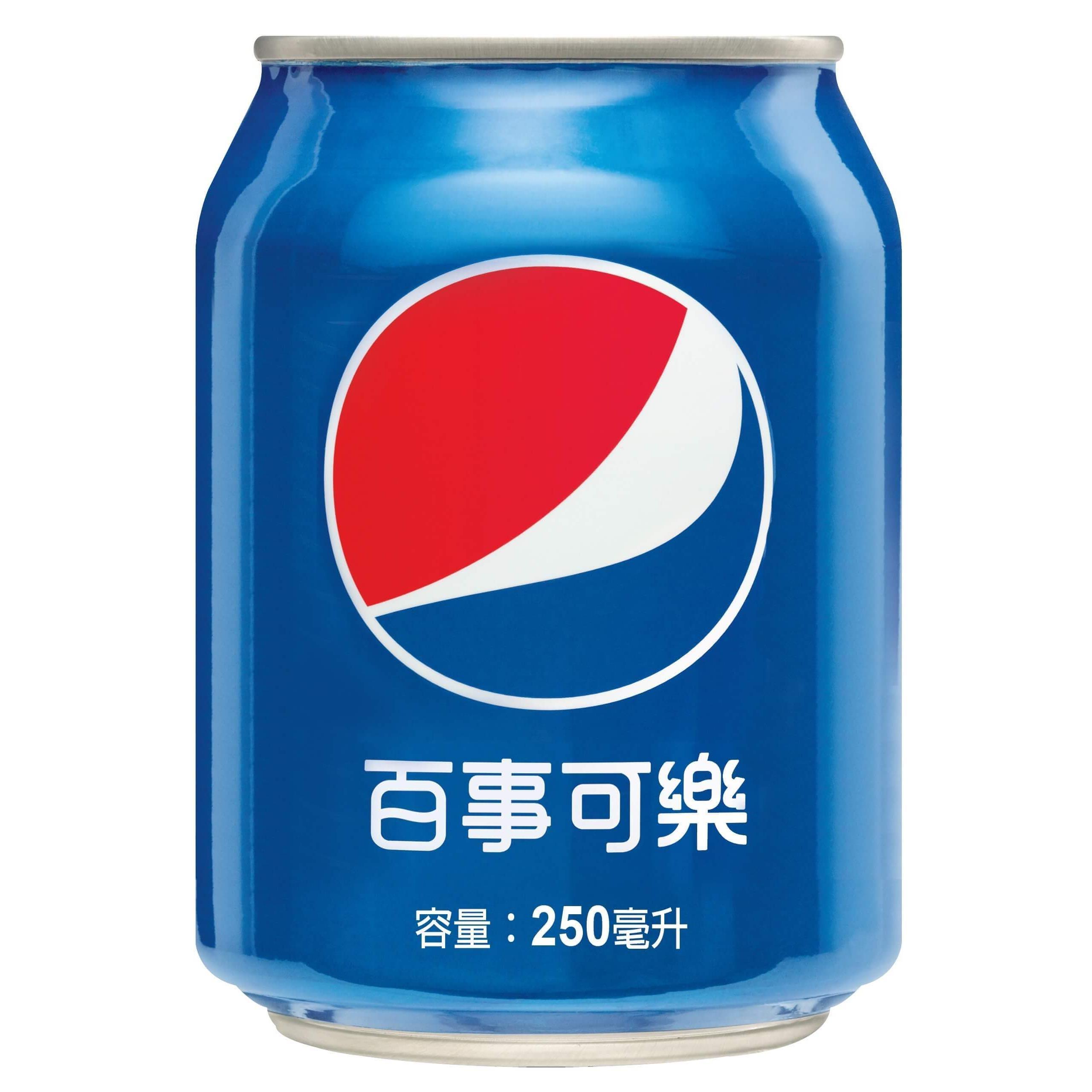 【百事】百事可樂(250ml-24入/箱)