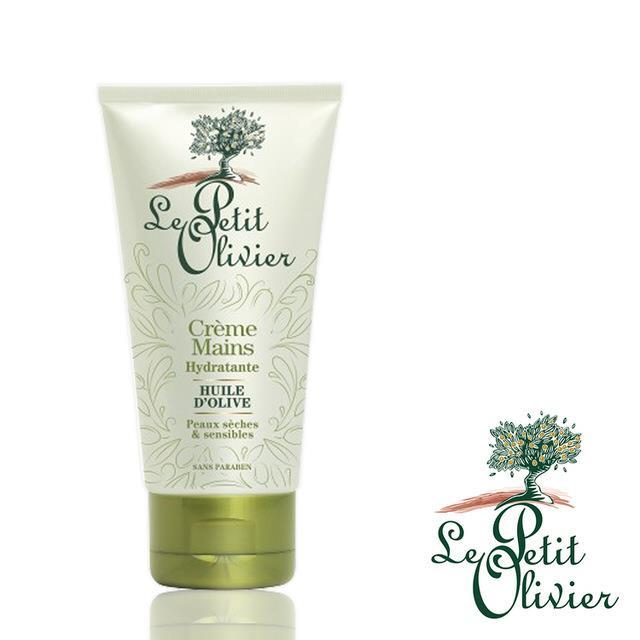 【法國小橄欖樹Le Petit Olivier】橄欖油護手霜 (75ml)