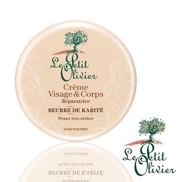 【法國小橄欖樹Le Petit Olivier】乳油木全方位潤膚霜(125ml)