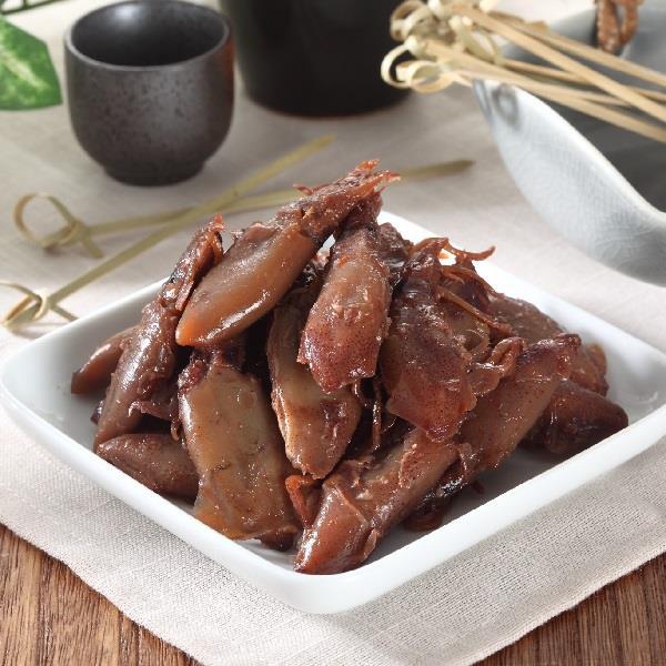 【梓官區漁會】紅燒熟小卷(麻辣)(120g )