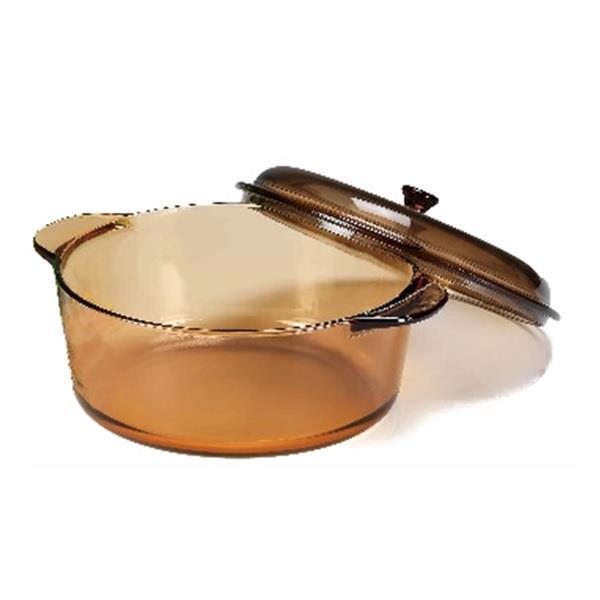【法國樂美雅】 3.5L 透明鍋(24cm寬口)