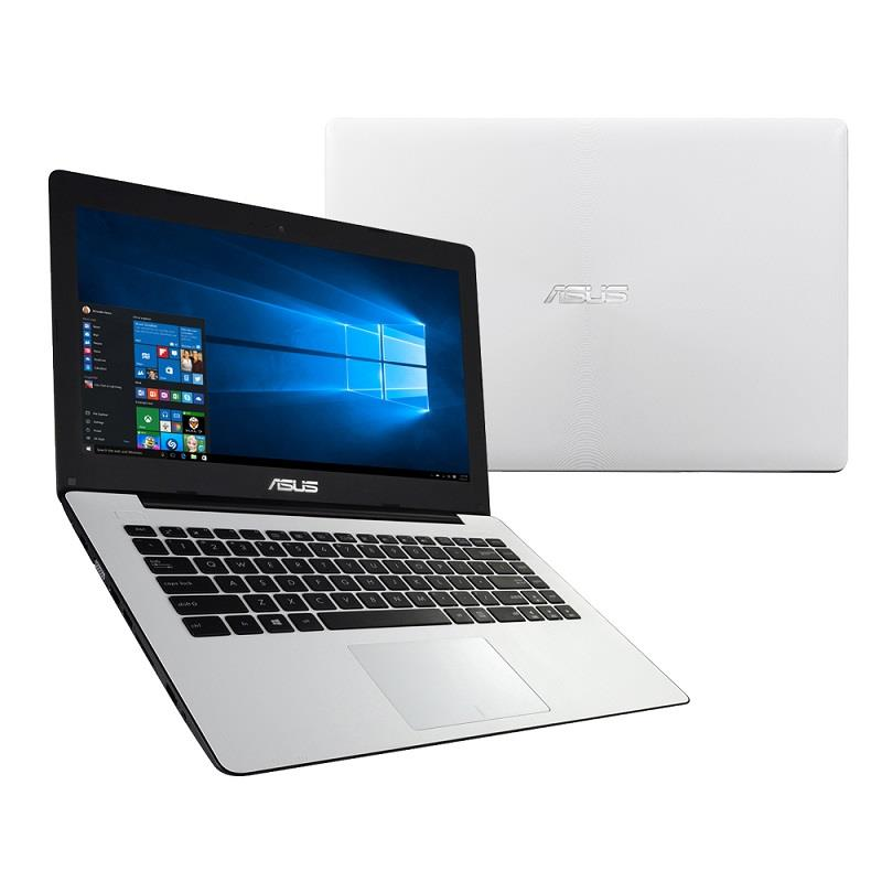 【ASUS】華碩筆電14吋X453SA-0021GN3700 (白)