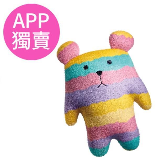 【CRAFTHOLIC 宇宙人】夢幻甜美抱抱枕-棉花糖熊
