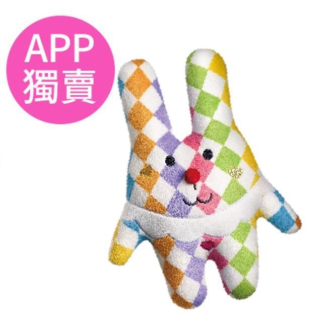 【CRAFTHOLIC 宇宙人】夢幻甜美抱抱枕-馬戲團小丑兔