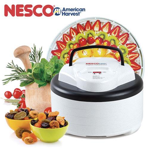 【Nesco】微電腦定時天然食物乾燥機FD-77DT