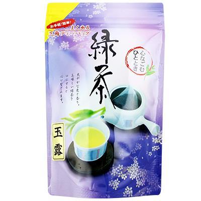 【藤二】嚴選玉露茶包100g