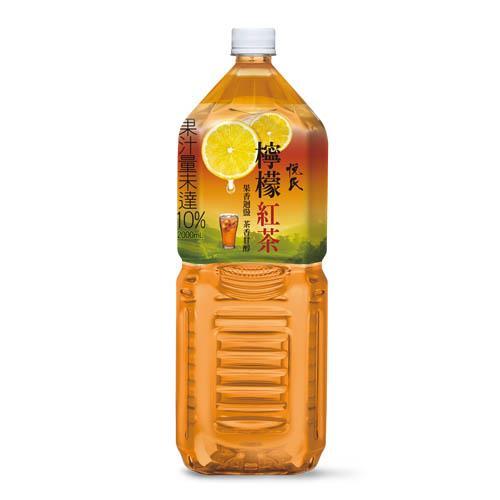 【悅氏】檸檬紅茶(2000ml)