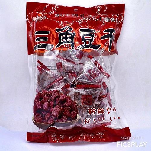【巧益】三角包豆干(144G)