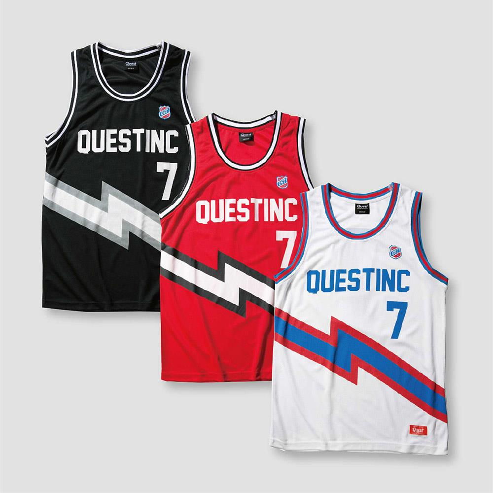 【QUEST】BASKETBALL TABARD 夏日籃球背心