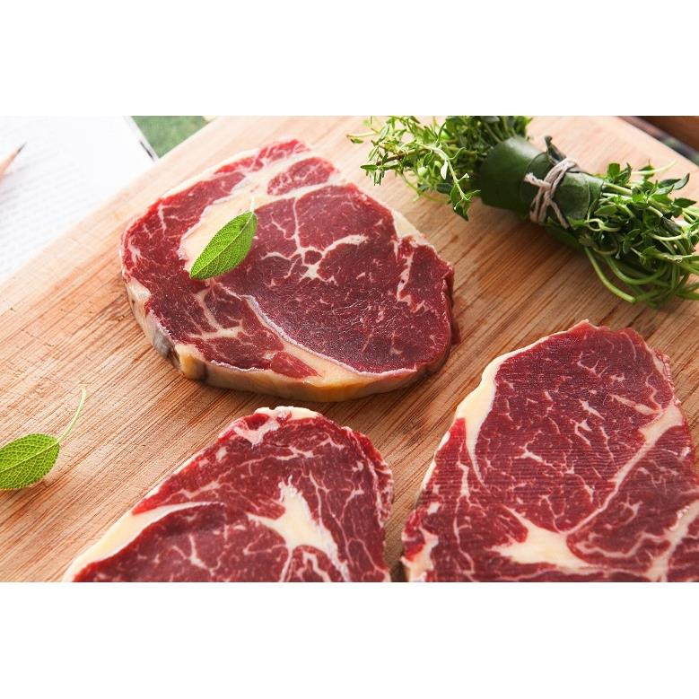 湯瑪仕肉舖 巴拉圭低脂肋眼牛排(草飼) (每包230g± 5%)