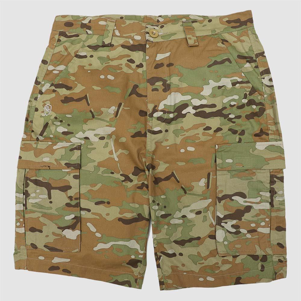 【QUEST】ALL TERRAIN CAMO SHORTS 全地形迷彩短褲