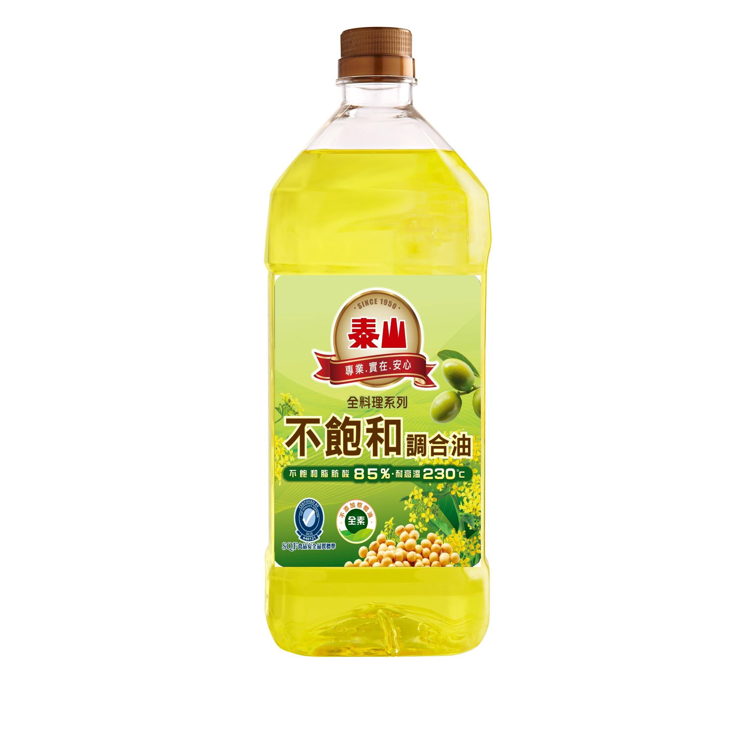 【泰山】不飽和調合油1.5L