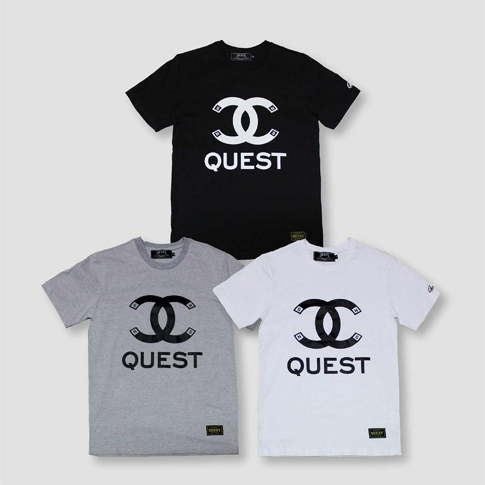 【QUEST】COCO INSPIRATION MAGNET TEE 磁鐵短T
