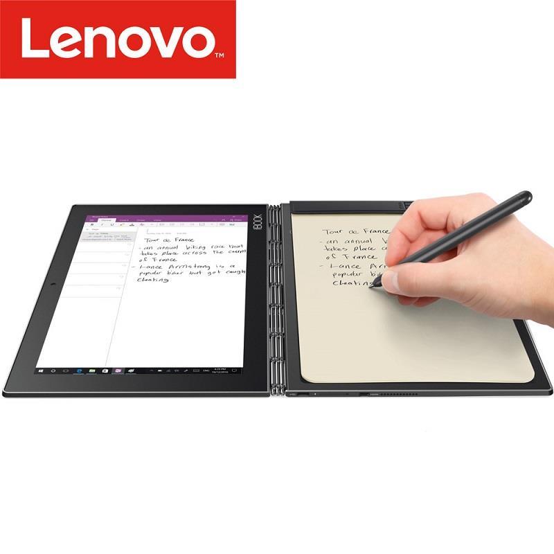 【Lenovo】NB/Yoga book(Z8550) 4G 64G 碳黑 10.1吋FHD_YB1-X91F