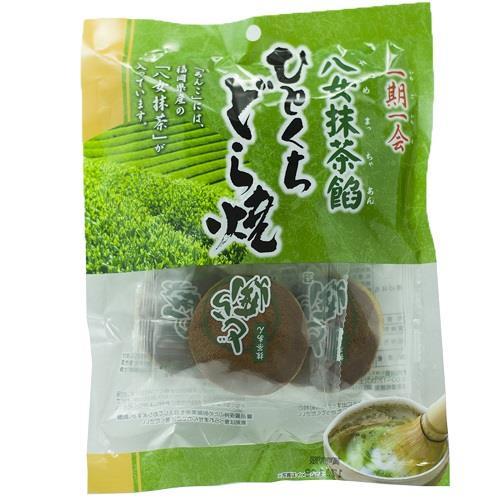 【吃貨人】一榮福岡八女抹茶銅鑼燒