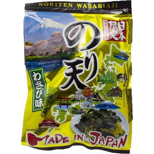 【吃貨人】一榮芥末紫菜餅乾140G