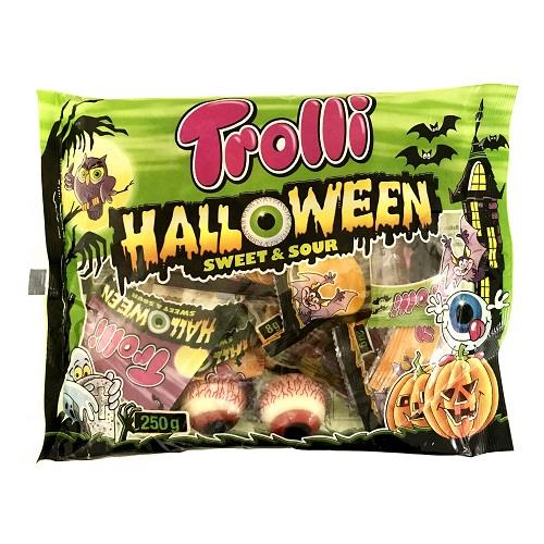 【Trolli】德國多利軟糖(萬聖節分享包)250g