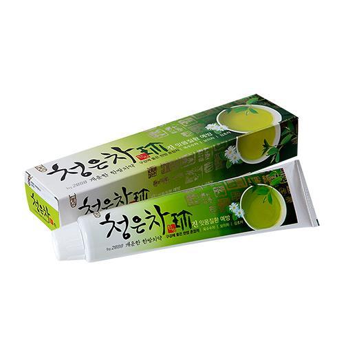 【韓國2080】清齦茶-韓方護齦茶牙膏.珍130g