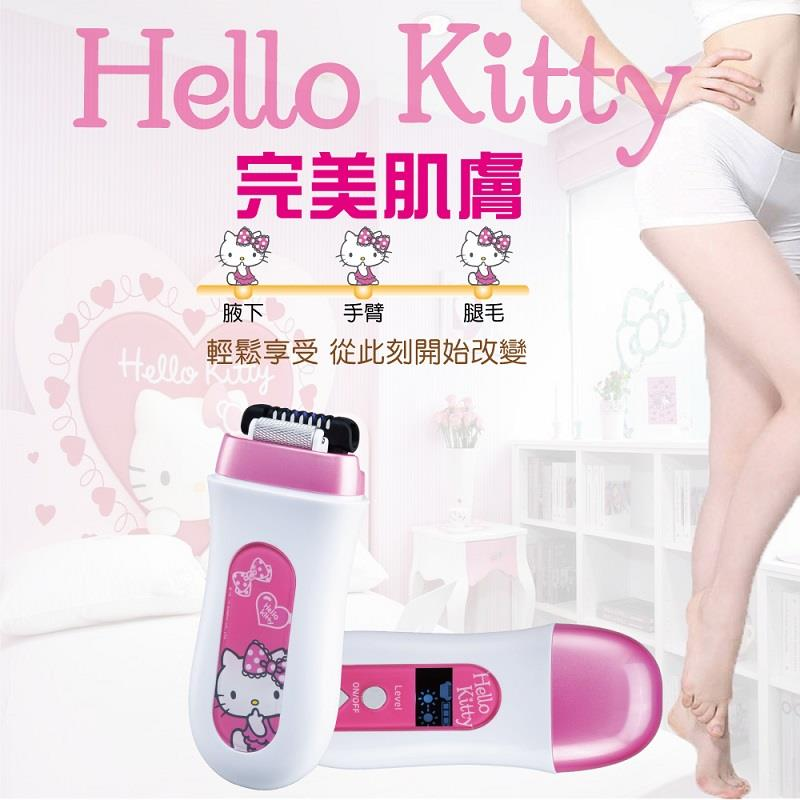 【Hello Kitty】藍光熱能除毛儀KT-HC02