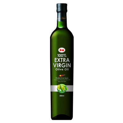 【泰山】第一道冷壓橄欖油500ml