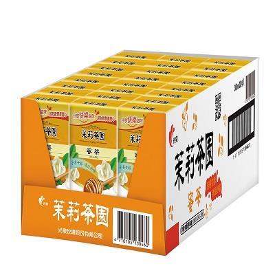 【光泉】茉莉蜜茶300ml*24入/箱