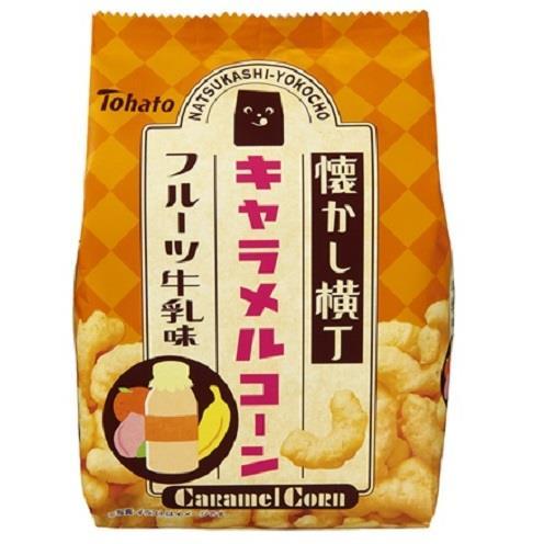 【東鳩】水果牛奶玉米小點(77g)