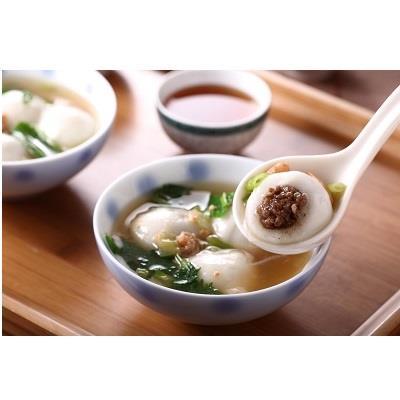 【冷凍店取-南園食品】鮮肉湯圓(25g*10入/盒*3盒)