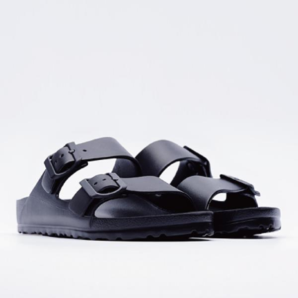 【LIFE8】漂浮涼拖鞋 (黑色)