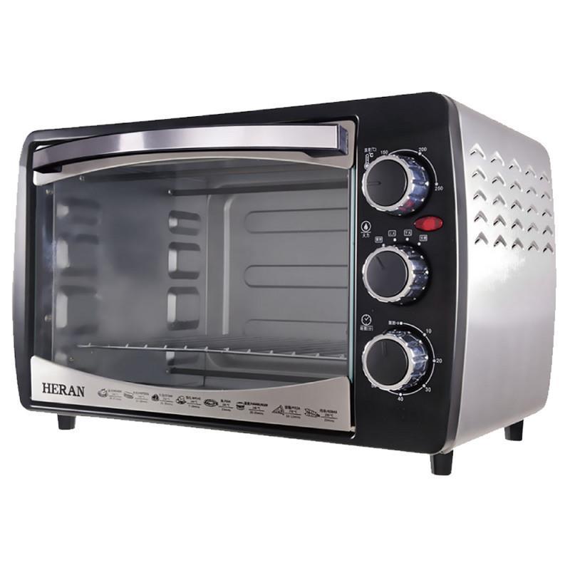 【HERAN禾聯】20L三旋鈕電烤箱HEO-2001SGH