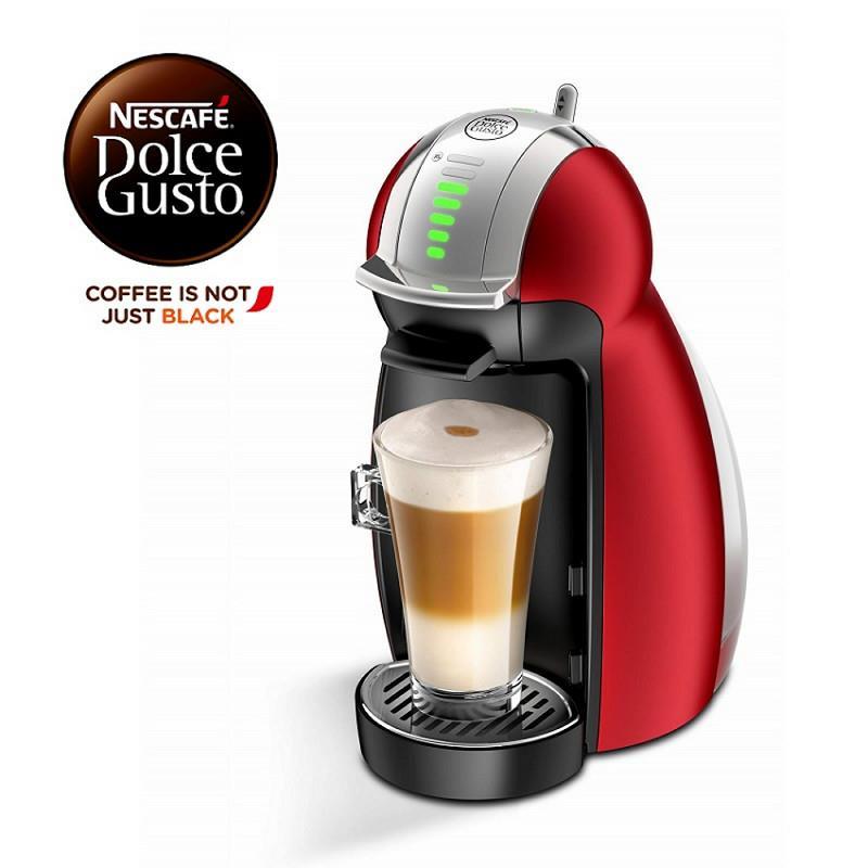 【Dolce Gusto】雀巢咖啡機 Genio 2 星夜紅