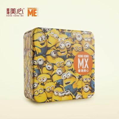 【美心】Minion一口甜心酥禮盒(4.5g*16片)-107/1/10起陸續出貨
