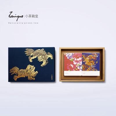 【小茶栽堂】茶-祥獅禮盒