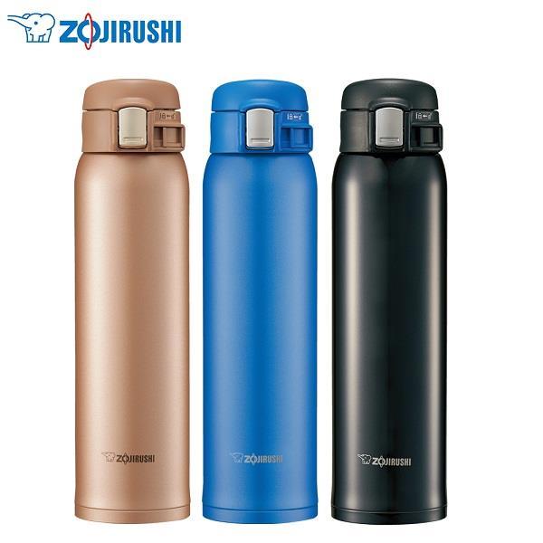 【象印】OneTouch不鏽鋼真空保溫杯0.6L(SM-SD60)