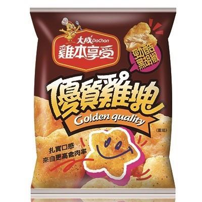 【冷凍店取-雞本享受】優質雞塊/勁酷黑胡椒(600)