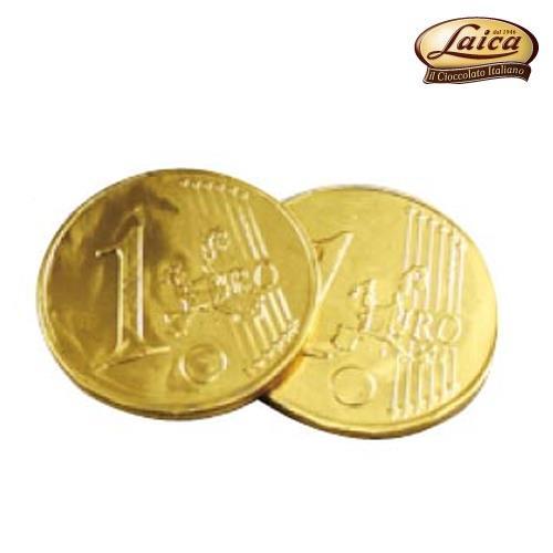 【萊卡】歐元大金幣牛奶巧克力60g