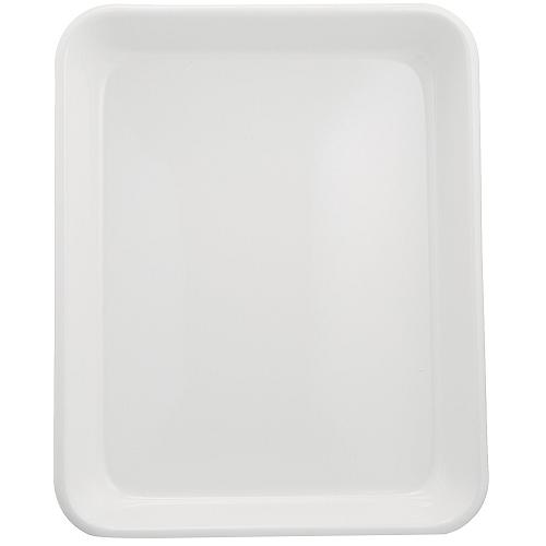 日本代購【野田琺瑯】白色調理盤 18取
