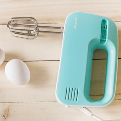 MATRIC松木家電 日式收納攪拌機 / 打蛋機 Tiffany藍 MG-HM1505