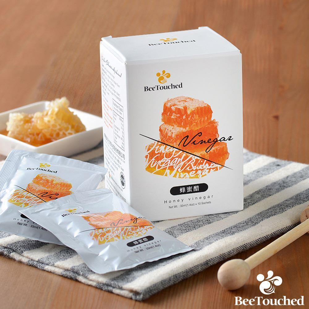 【蜜蜂工坊】蜂蜜醋隨身包(33ml*10包)